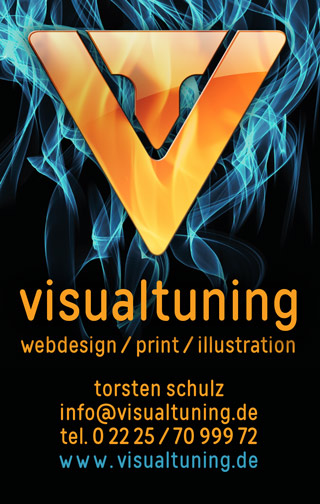 visualtuning - schulz, webdesign, print, illustration